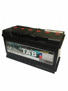 Tab Motion Pasted (тяговый) 105 (C20) / 85Ah (C5) R (0A, 354*175*190)