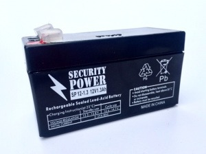Security Power SP 12V/1.3Ah (97*43*52)