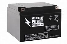 Security Power SP 12V/26Ah (166*175*125)