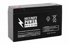Security Power SP 6V/12Ah (151*50*98)