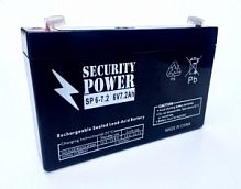 Security Power SP 6V/7.2Ah (151*34*94)