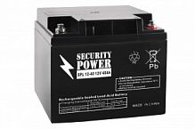 Security Power SPL 12V/40Ah (196*165*170)