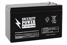 Security Power SP 12V/9Ah (151*65*94)