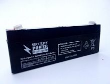 Security Power SP 12V/2.3Ah (179*35*61)