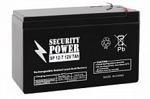 Security Power SP 12V/7Ah (151*65*94)